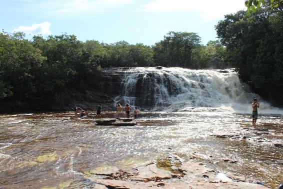 cachoeira iracema figueredo