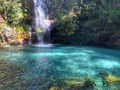 Cachoeira Santa Bárbara, Richard Oliveira, 2016 #vidademochila